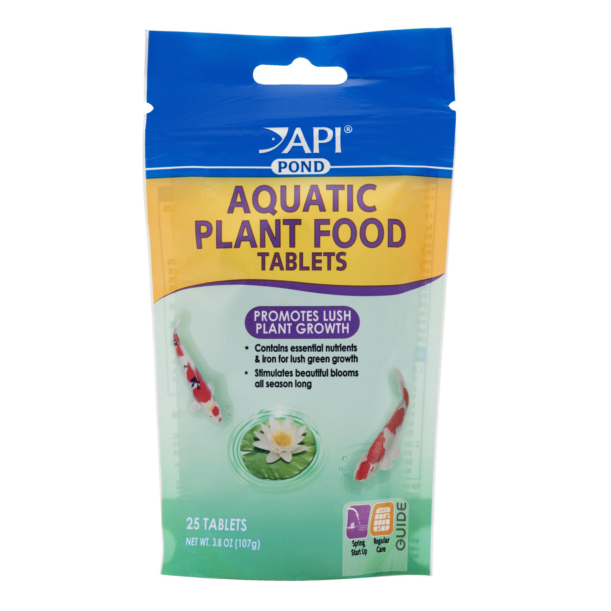 AQUATIC PLANT FOOD TABLETS