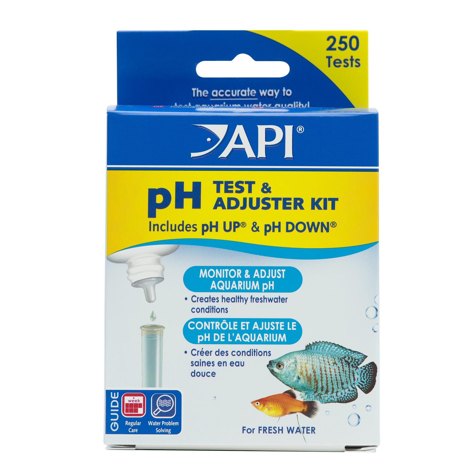 pH TEST & ADJUSTER KIT