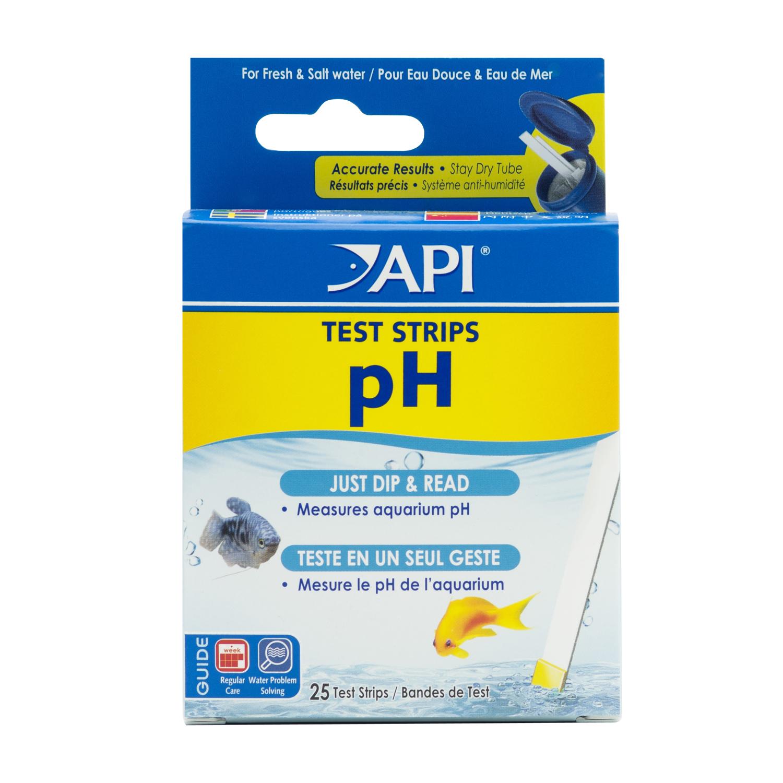 pH TEST STRIPS